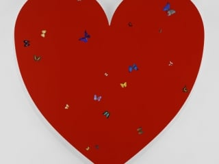 Damien Hirst All you need is love - Ashcroft ARt