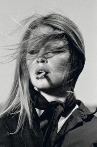 Terry O'Neill Bardot Cigar - Ashcroft Art