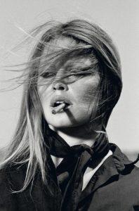 Terry O'Neill Bardot Cigar - Ashcroft Art
