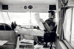 Terry O'Neill Clint Eastwood - Ashcroft Art