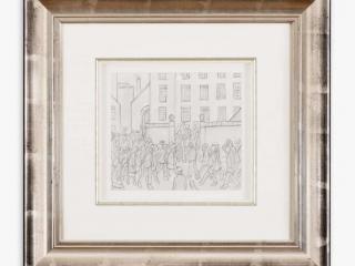 LS  Lowry - Ashcroft Art