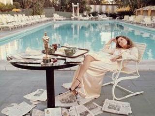 Terry O'Neill Faye Dunaway - Ashcroft Art