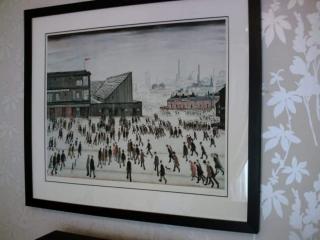 LS Lowry -Ashcroft Art