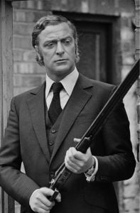 Terry O'Neill Michael Caine (Get Carter) - Ashcroft Art