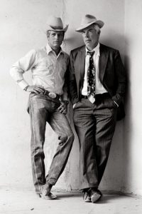 Terry O'Neill Newman and Marvin - Ashcroft Art
