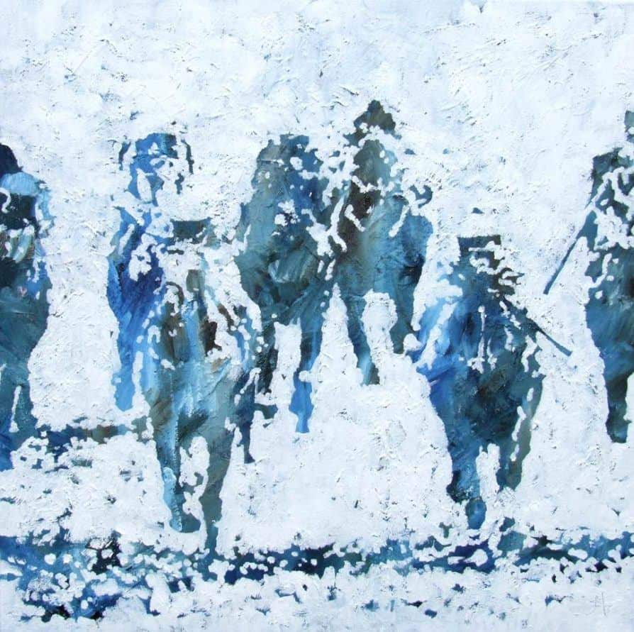 Jeremy Houghton Racing - Ashcroft Art