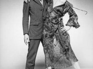 Terry O'Neill Serge Gainsbourg and Jane Birkin - Ashcroft Art