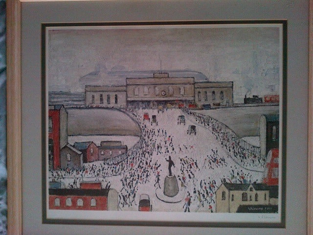 L.S. Lowry - Ashcroft Art