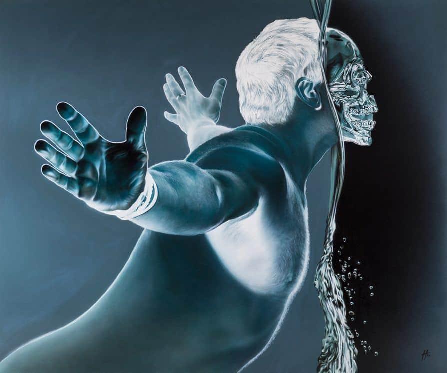 Anthony Haylock Equilibrium- Ashcroft Art