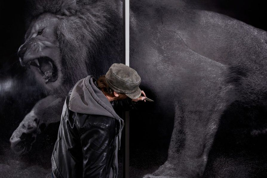 Mark Evans - Ashcroft Art