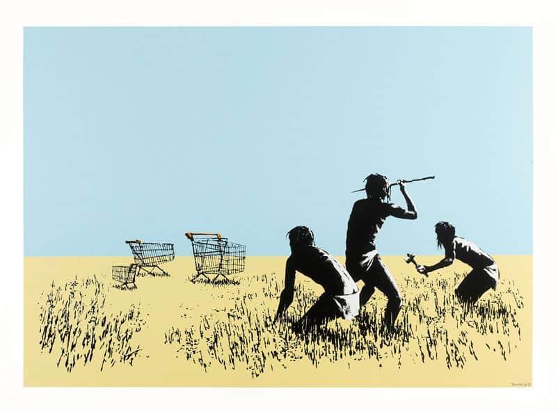 Banksy - Ashcroft Art